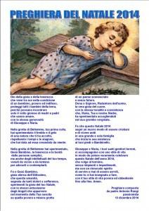 preghiera-natale 2014 - A4