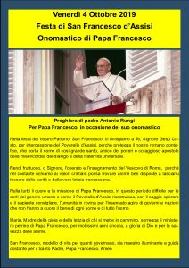 papa francesco-preghiera